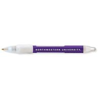 Bic® Wide Body Retractable Message Pen Brites with Room for 6 Custom, Rotating Messages