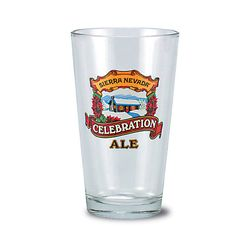 16 oz Brewery Pint Beer Glass