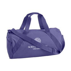 "18"" Recycled Polyester Duffel Bag in a Wide Variety of Colors"