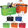 Insulated Picnic Basket with Sturdy Aluminum Handles