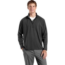 Men's Moisture-Wicking EXTRA Stretchy Fitness 1/4-Zip Pullover