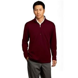 Nike&reg Golf Executive Sport 1/4 Zip Cover-Up Designed for Layering