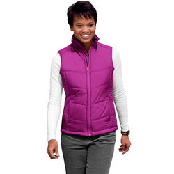 Women's Puffy Vest for Fall