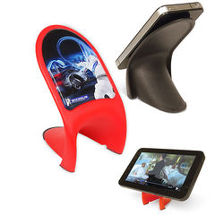 Gadget Grip Stand Holds Phones and Tablets