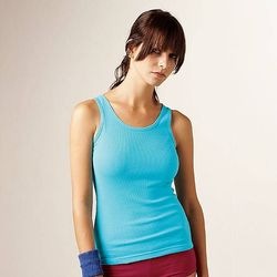 American Apparel&reg Ladies' 2x1 Rib Tank Top