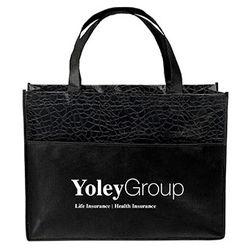"16"" x 12"" Laminated Non-Woven Fashion Bag"