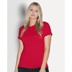 Bella® Junior Ladies' Sized Retail Soft Cotton Tee