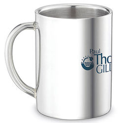 9 oz. Stainless Steel Coffee Cup