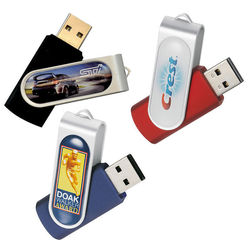 photo about Printable Usb Drive called Funds USB Flash Inspiration with Comprehensive Coloration Printing - 4GB