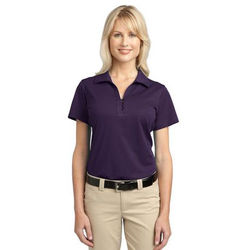 Ladies' Moisture-Wicking Polo (Best)