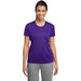 Ladies' 100% Polyester Moisture-Wicking T-Shirt (Good)