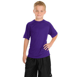 Youth Moisture-Wicking T-Shirt (Better)