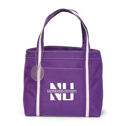 "8"" x 12.5"" Ladies Mini Polyester Tote"
