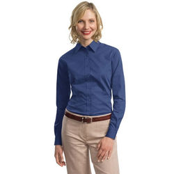 Ladies' Tonal Pattern Easy Care Shirt (Good)