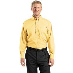 Men's Solid Nailhead Non-Iron Button-Down Shirt (Best)