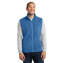 Men's Full-Zip Microfleece Vest
