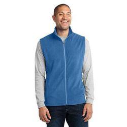 Men's Full-Zip Microfleece Vest