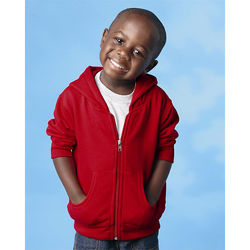 Toddler Hooded Full-Zip Sweatshirt