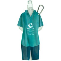 Nurse Shaped Flexible Water Bottle is Great for Health Care Promotions