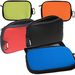 """Zippered Tablet Sleeve and Accessory Pouch - Neoprene - 5"""" x 8"""""""