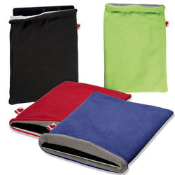"Tablet Sleeve - Polyester Fleece - 8.25"" x 11"""