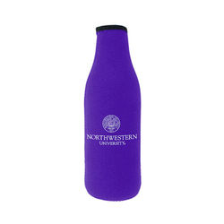 Neoprene Zippered Wetsuit Bottle Cooler