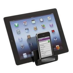 Multi-Function Desktop Holder for Phones, Tablets, Business Cards, or Pens
