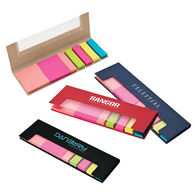 Recycled Note, Flag & Ruler Set