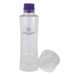 24 oz Plastic Dishwasher-Safe Water Bottle with Silicone Soft Spout