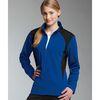 Charles River® Ladies' Full-Zip Sleek and Sporty Bonded Jacket
