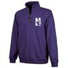 Charles River® Mid-weight Quarter Zip Sweatshirt with Collar - Basic Colors