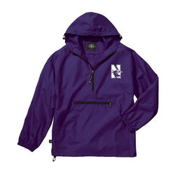 Pack N' Go Unlined 1/4 Zip Pullover Jacket