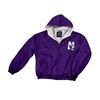 Charles River® 3-Season Full-Zip Nylon Jacket with Sweatshirt Lining