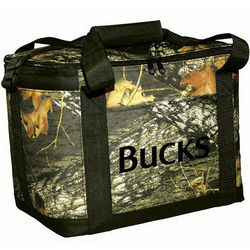 24 Can Camouflage Cooler