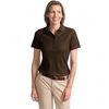 Ladies' 100% Cotton Pique Polo (Best)