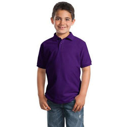 Youth Pique Golf Shirt