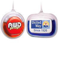 Ad Scents Air Freshener Keeps Your Car Smelling Brand New!