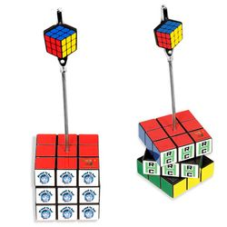 Rubiks Cube Note Nest