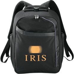 "TSA Compliant Compu-Backpack Holds 15"" Laptop"