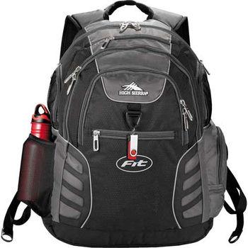 """High Sierra&reg Deluxe Compu-Backpack  Holds 17"""" Laptops"""