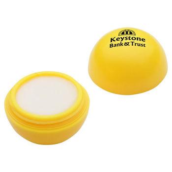 Lip Balm - SPF 15 - Unflavored - Twist-Open Round Container
