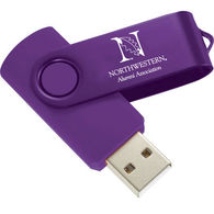 Budget USB Flash Drive (Solid Colors)  - 8GB