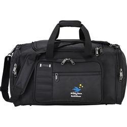 """22"""" Kenneth Cole&reg Tech Travel PolyMax Duffel Bag"""