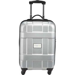 "Luxe 19"" Hardside 4-Wheeled Spinner Carry On Luggage"