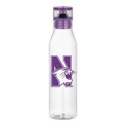 26 oz Dishwasher-Safe Retro Milk Bottle Style BPA Free Sport Bottle