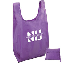 "12"" x 23"" Large Folding T-Shirt Style Bag"