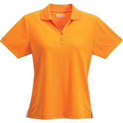 Quick Ship LADIES'  Wicking Polo