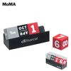 Cubes Perpetual Calendar Designed by MoMA