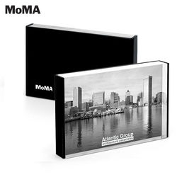 """4"""" x 6"""" Acrylic Photo Frame Designed by MoMA"""