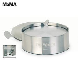 Stainless Steel Coasters Designed by MoMA - Set of 6